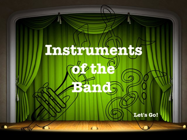 Instruments of the Band by Kyle Dreessen