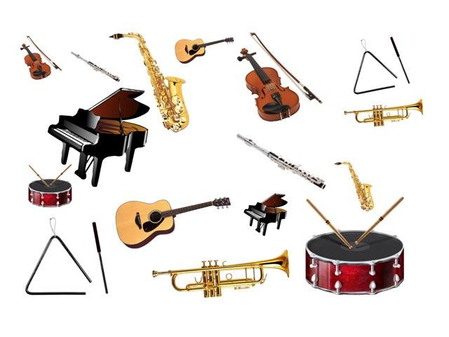 Instruments by Katarzyna Góralczyk