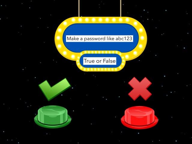 Internet Safety Quiz by Geoffrey Chandler
