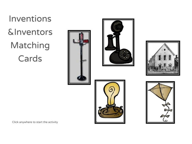 Inventions & Inventors by Julio Pacheco