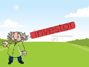 Investor by Athra Qadeeb