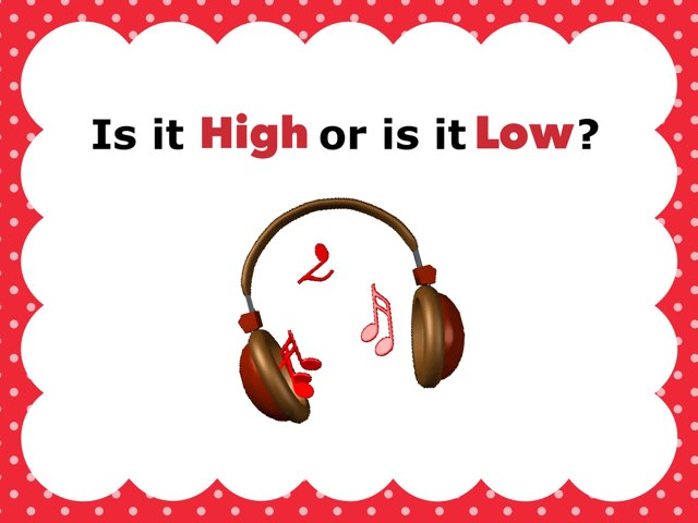 Is It High Or Low? by A. DePasquale