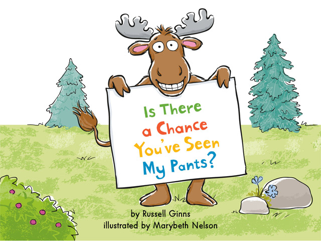 Is There A Chance You've Seen My Pants?  by The Learning Company