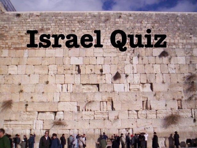Israel by Heidi Rabinowitz