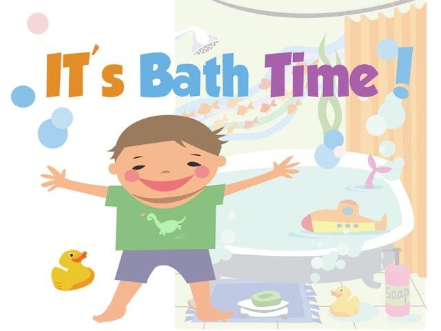 It's Bath Time by Christine Singleton