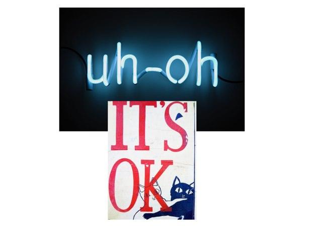 It's Okay! by Caren Rothstein