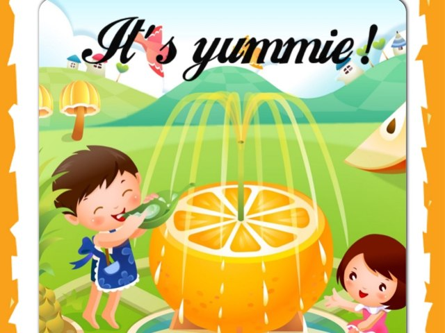 It's Yummie!! by May Perdomo