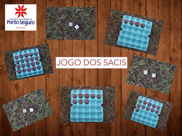 JOGO DOS SACIZINHOS by MÔNICA RICCA