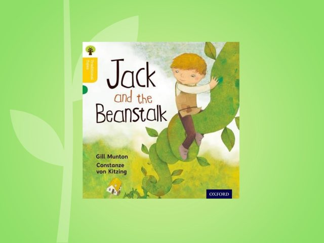 Jack And The Beanstalk by Laura Scrubbing