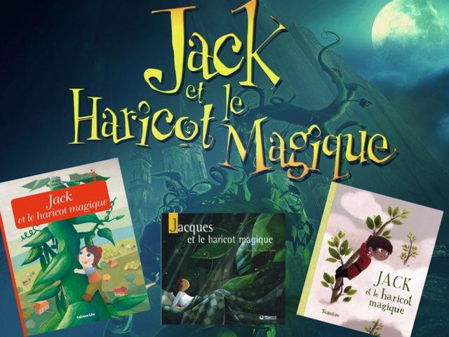 Jack Et Le Haricot Magique by Ecole0179 Auber179