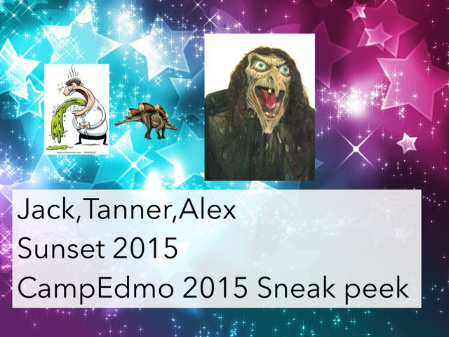 Jack Tanner Alex by Edventure More -  Conrad Guevara