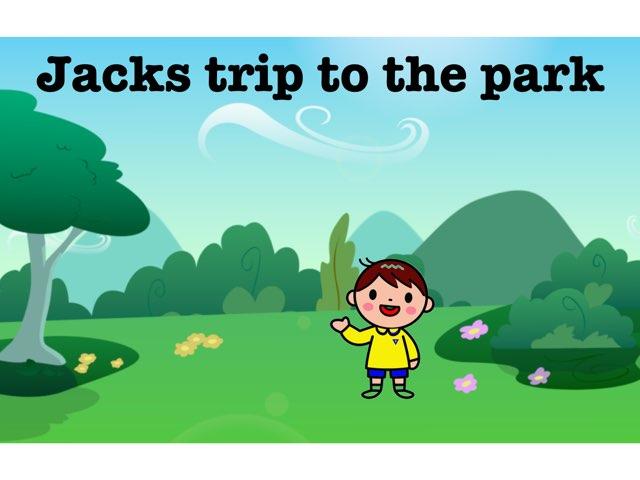 Jacks Trip To The Park by Caitlin Hamilton