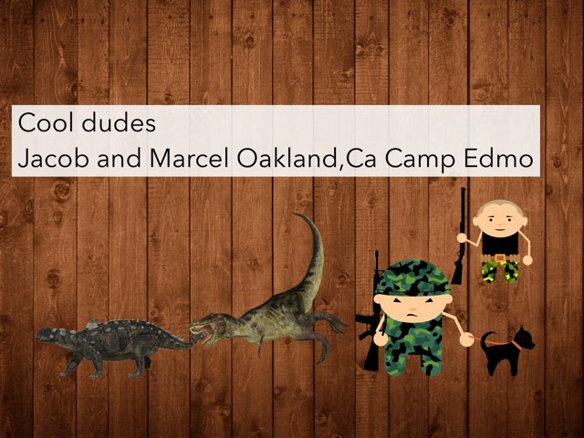Jacob And Marcel Game by Edventure More -  Conrad Guevara