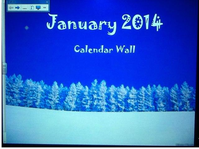 January 2014 Cal Math by Samantha Stressed