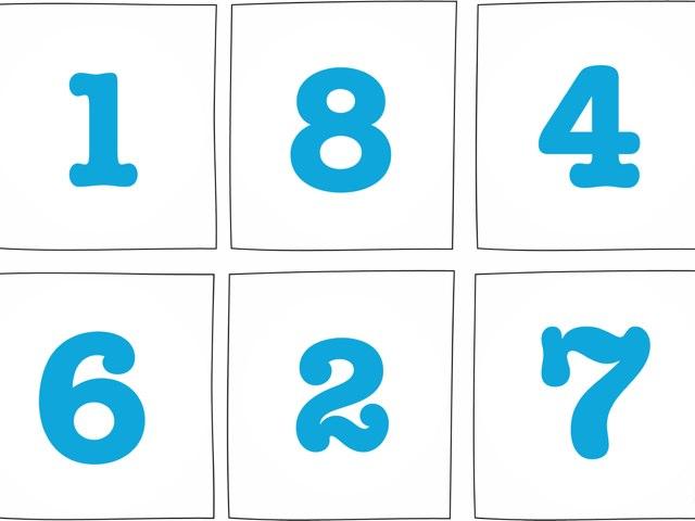 Japanese Numbers by Lane Blieschke