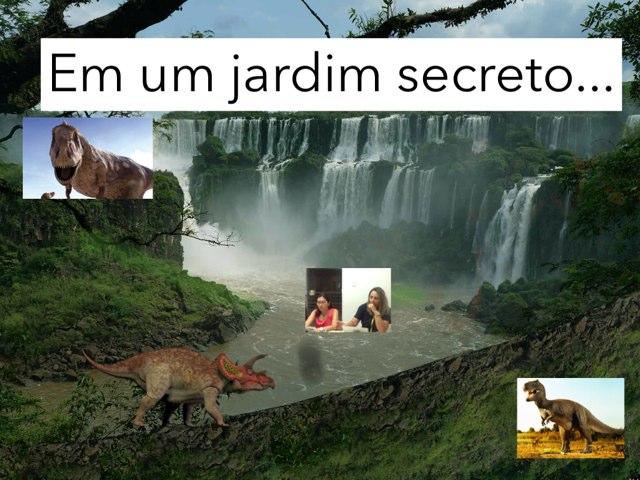 Jardim Secreto by Escola lápis de cor