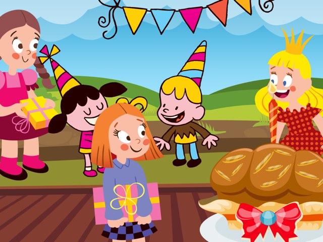 Jasmine's Birthday by Catherine Overbay