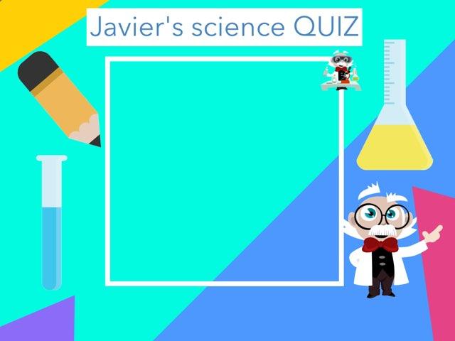 Javi's Quiz by Daragh Mcmunn