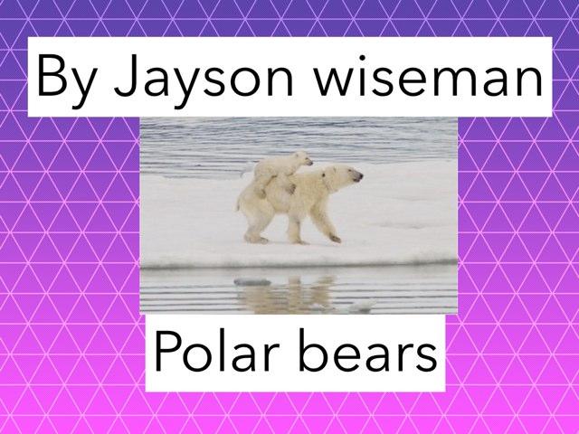 Jayson by Annette Louis