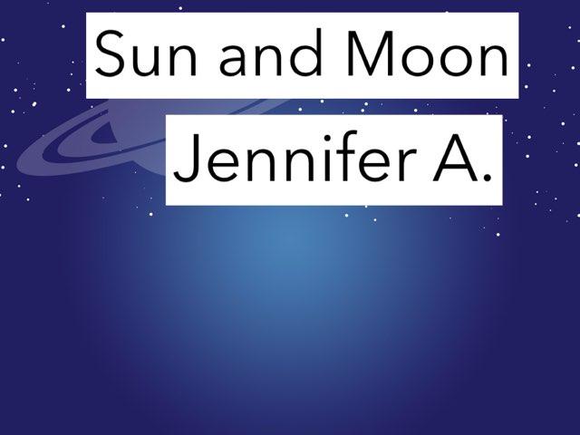 Jennifer A by Layne johnson