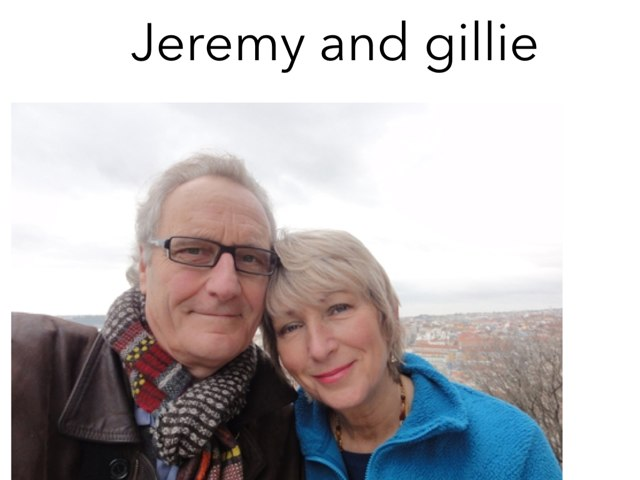 Jeremy And Gillie by mcpake family
