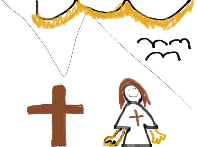 Jesus Loves Me by Evangeline Alexander