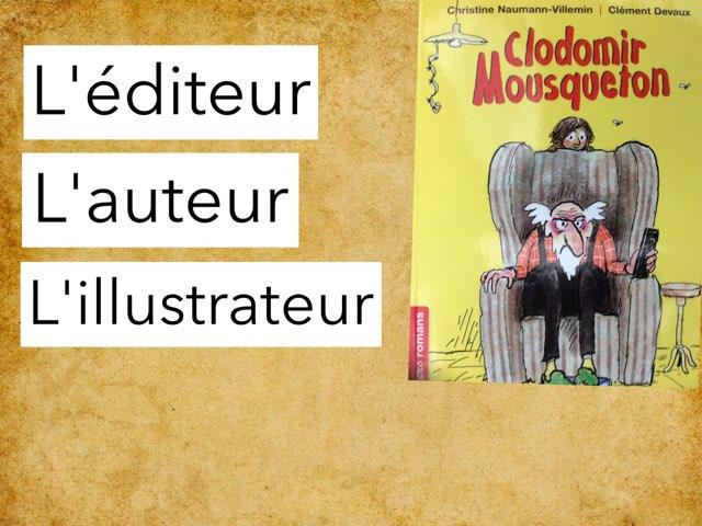 """Jeu """"Clodomir"""" #devinincos  by Ecole Puimichel"""