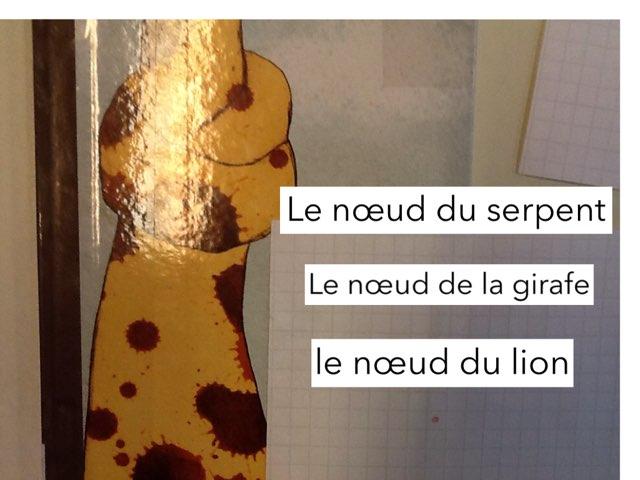 Jeu Escoffier7 by Les Marronniers
