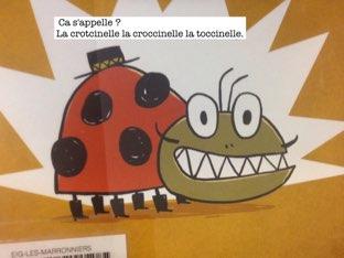 Jeux Escoffier 2 by Les Marronniers