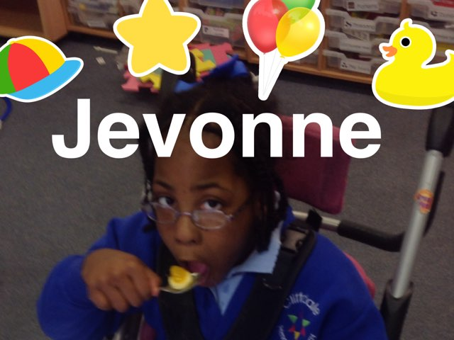 Jevonne  by Laura Scrubbing