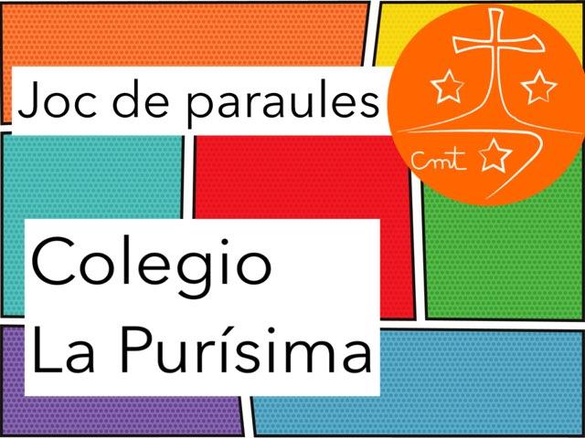 Joc De Paraules by Jose Luis