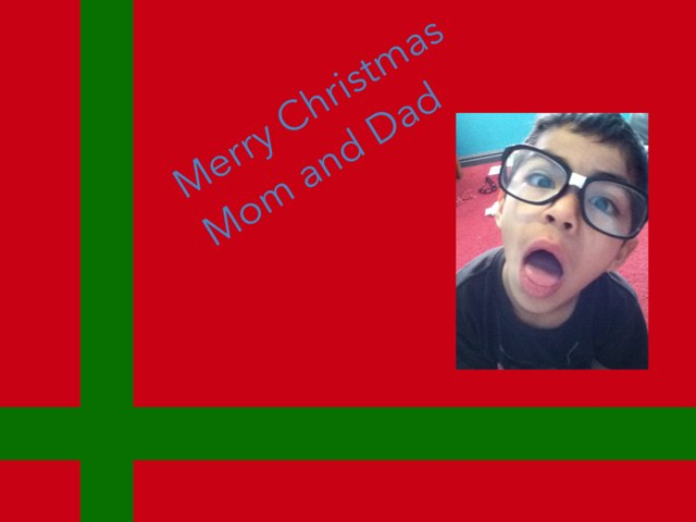 Joeys Card by Mr Torrey