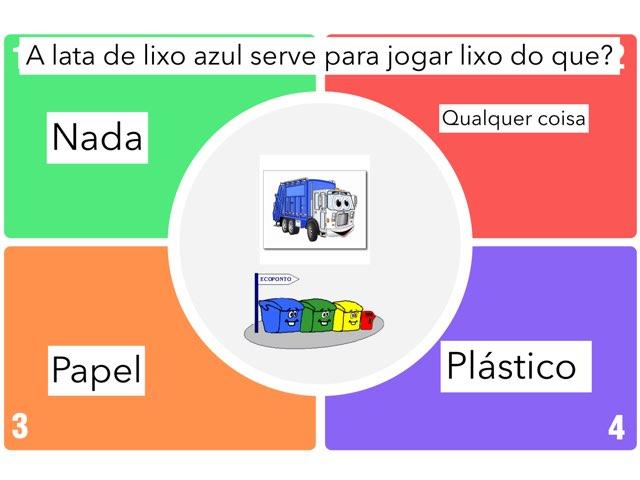Jogo Das Perguntas by Robótica Dante