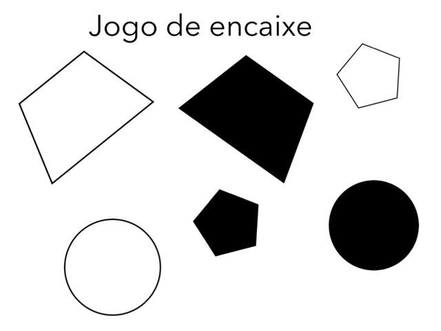 Jogo Do Encaixe by Escola lápis de cor