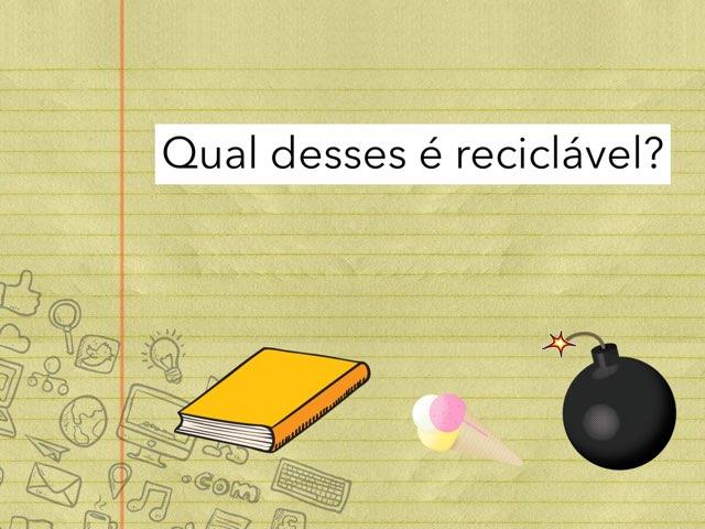 Jogo Do Lixo by Robótica Dante
