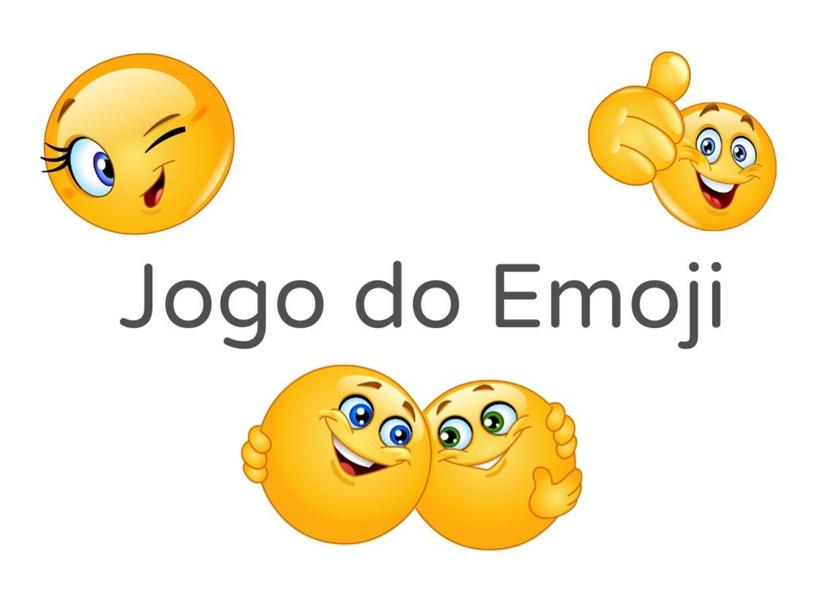 Jogo do Emoji CH e J by Ana Paula Barbosa