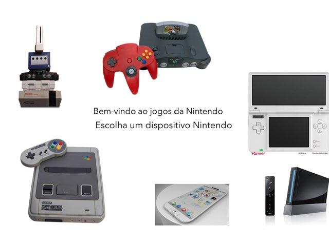 Jogos Da Nintendo 2 by Maitê Morais