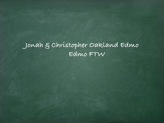 Jonah And Christopher Game by Edventure More -  Conrad Guevara