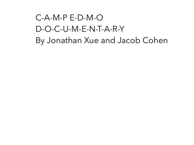 Jonathan & Jacob by Edventure More -  Conrad Guevara