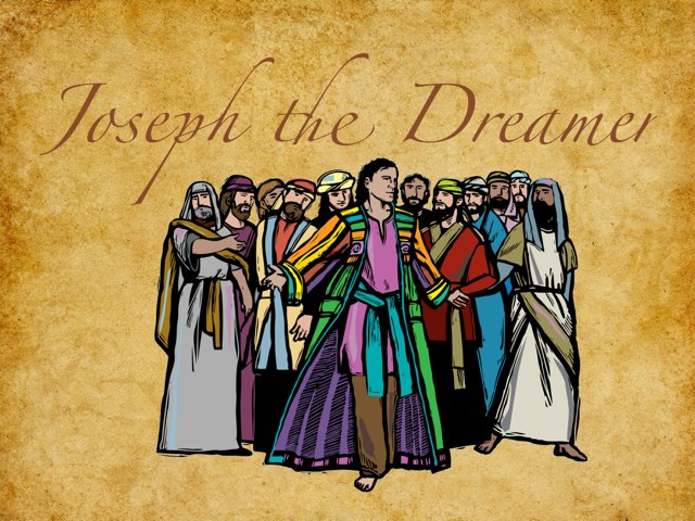 Joseph the Dreamer by Leslie Burke