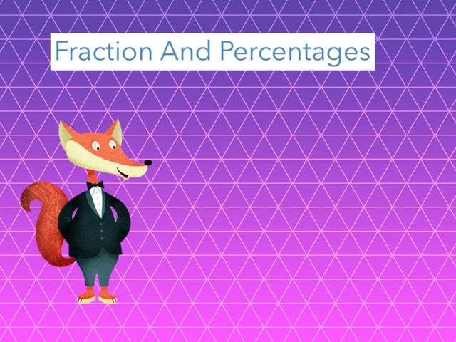Josie's Percentages by Sandford Hill