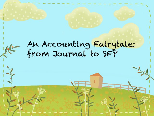 Journal To SFP by El Tan