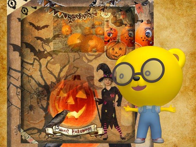 Joyeux Halloween ! by Ni Digicrea