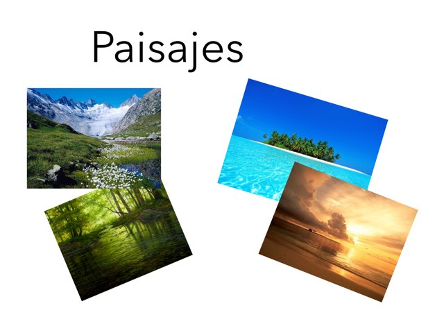 Paisajes by Curso CFTIC