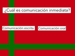 Preguntas sobre Lengua by Marcos Martín