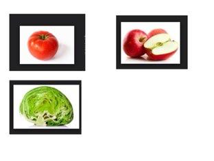 Comida frutas y lechuga Y ensalada  by Pmanjon pmanjon