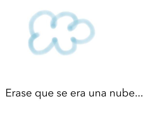 La nube by Jorge Tejedor Ugarte