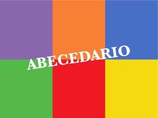 El abecedario aquí los pequeños lo podrán aprender con facilidad by Alona yefimova terebenets