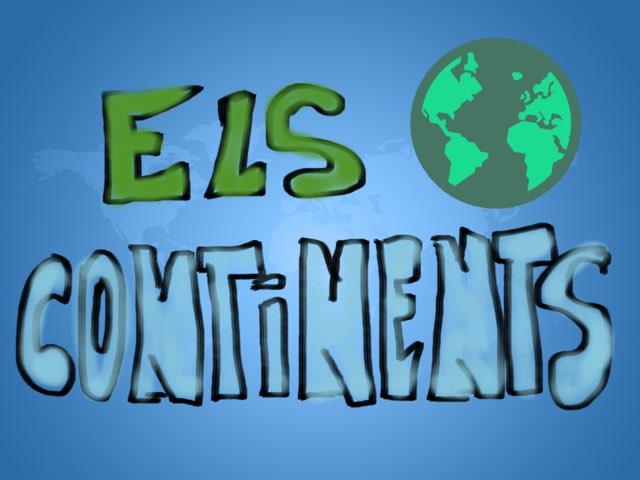 Alexandra Albert Avilés 5è D Els continents by Diego Campos