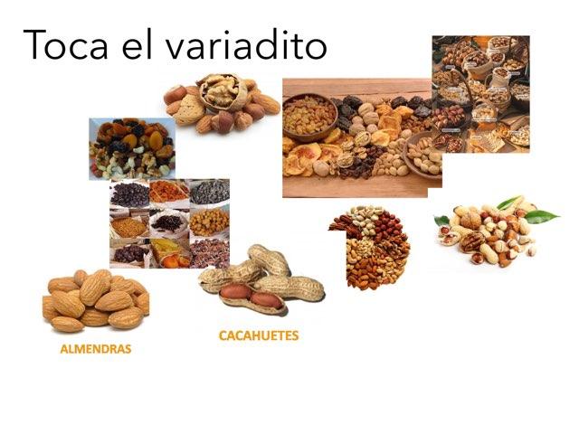 Almendras   by Curso CFTIC